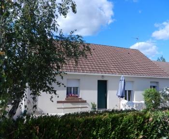 Location Maison avec jardin 3 pièces Cormeray (41120)