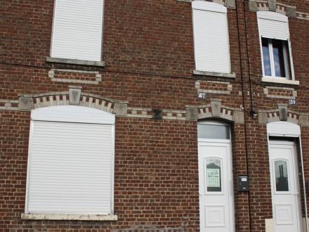 Location Maison 5 pièces Caudry (59540) - Près de la gare des bus