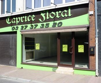 Location Boutique  pièce Solesmes (59730) - rue clémenceau