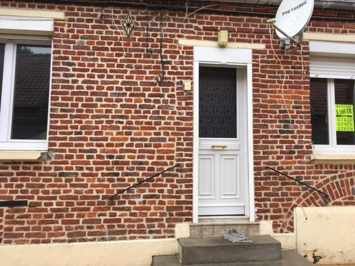 Location Maison 3 pièces Quiévy (59214)