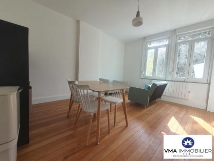 Location Appartement meublé 2 pièces Le Cateau-Cambrésis (59360)