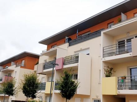 Location Appartement 3 pièces Tours (37000) - République